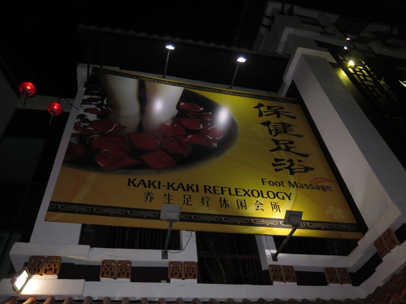 Kaki Kaki Group Reflexology