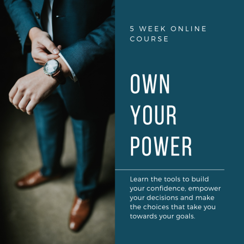 Own Your Power Course